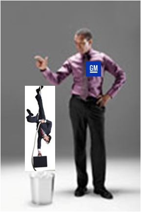 GM dropping dealers