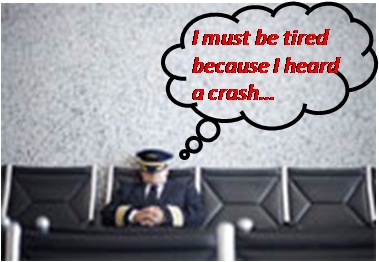 tired pilot