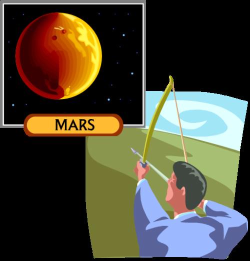 aim for mars