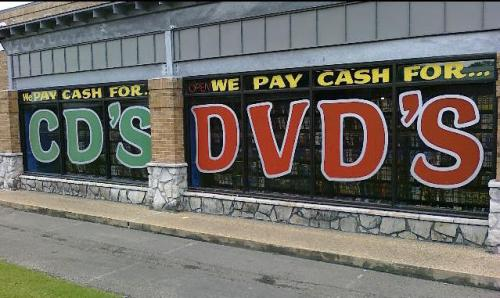 CD-s and DVD-s
