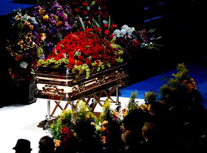 michael casket